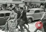 Image of a parade Milwaukee Wisconsin USA, 1944, second 11 stock footage video 65675067072