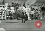 Image of rodeo Los Angeles California USA, 1944, second 10 stock footage video 65675067076