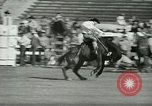 Image of rodeo Los Angeles California USA, 1944, second 11 stock footage video 65675067076