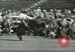 Image of rodeo Los Angeles California USA, 1944, second 12 stock footage video 65675067076
