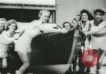 Image of women life guards New South Wales Australia, 1944, second 10 stock footage video 65675067082