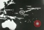 Image of American aircraft Truk Caroline Islands, 1944, second 11 stock footage video 65675067083