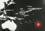Image of American aircraft Truk Caroline Islands, 1944, second 12 stock footage video 65675067083