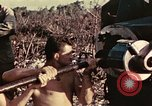 Image of M1A1 155mm gun Peleliu Palau Islands, 1944, second 2 stock footage video 65675067107