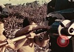 Image of M1A1 155mm gun Peleliu Palau Islands, 1944, second 3 stock footage video 65675067107