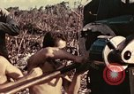Image of M1A1 155mm gun Peleliu Palau Islands, 1944, second 4 stock footage video 65675067107