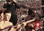 Image of M1A1 155mm gun Peleliu Palau Islands, 1944, second 7 stock footage video 65675067107