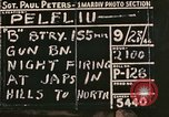 Image of Peleliu operation Peleliu Palau Islands, 1944, second 2 stock footage video 65675067108