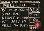 Image of Peleliu operation Peleliu Palau Islands, 1944, second 3 stock footage video 65675067108