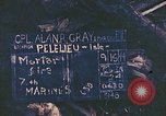 Image of Peleliu operation Peleliu Palau Islands, 1944, second 2 stock footage video 65675067114