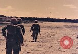 Image of Peleliu operation Peleliu Palau Islands, 1944, second 10 stock footage video 65675067122