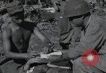 Image of invasion of Peleliu Peleliu Palau Islands, 1944, second 6 stock footage video 65675067129