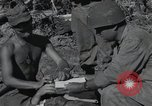 Image of invasion of Peleliu Peleliu Palau Islands, 1944, second 10 stock footage video 65675067129