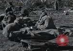 Image of invasion of Peleliu Peleliu Palau Islands, 1944, second 12 stock footage video 65675067129