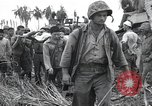 Image of invasion of Peleliu Peleliu Palau Islands, 1944, second 2 stock footage video 65675067137