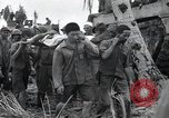 Image of invasion of Peleliu Peleliu Palau Islands, 1944, second 5 stock footage video 65675067137