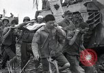 Image of invasion of Peleliu Peleliu Palau Islands, 1944, second 6 stock footage video 65675067137