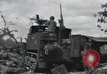 Image of invasion of Peleliu Peleliu Palau Islands, 1944, second 10 stock footage video 65675067138