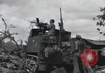 Image of invasion of Peleliu Peleliu Palau Islands, 1944, second 12 stock footage video 65675067138