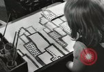 Image of Elementary school children in Manhattan  New York City USA, 1945, second 5 stock footage video 65675067140