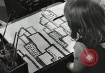 Image of Elementary school children in Manhattan  New York City USA, 1945, second 6 stock footage video 65675067140