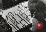 Image of Elementary school children in Manhattan  New York City USA, 1945, second 8 stock footage video 65675067140
