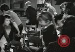 Image of Kindergarten New York City USA, 1945, second 2 stock footage video 65675067141