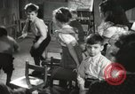 Image of Kindergarten New York City USA, 1945, second 3 stock footage video 65675067141