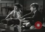 Image of Kindergarten New York City USA, 1945, second 10 stock footage video 65675067141