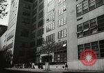 Image of Junior High School students New York City USA, 1945, second 10 stock footage video 65675067142
