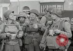 Image of U.S. Army Rangers boarding British landing craft  Weymouth England, 1944, second 3 stock footage video 65675067145