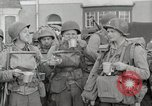 Image of U.S. Army Rangers boarding British landing craft  Weymouth England, 1944, second 4 stock footage video 65675067145