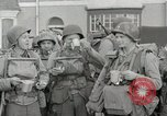 Image of U.S. Army Rangers boarding British landing craft  Weymouth England, 1944, second 5 stock footage video 65675067145