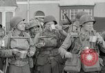 Image of U.S. Army Rangers boarding British landing craft  Weymouth England, 1944, second 7 stock footage video 65675067145