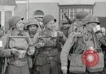 Image of U.S. Army Rangers boarding British landing craft  Weymouth England, 1944, second 8 stock footage video 65675067145