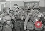 Image of U.S. Army Rangers boarding British landing craft  Weymouth England, 1944, second 10 stock footage video 65675067145