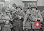 Image of U.S. Army Rangers boarding British landing craft  Weymouth England, 1944, second 12 stock footage video 65675067145
