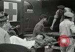 Image of injured soldiers Hanoi French Indochina, 1947, second 5 stock footage video 65675067149