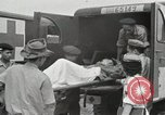 Image of injured soldiers Hanoi French Indochina, 1947, second 7 stock footage video 65675067149