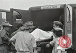 Image of injured soldiers Hanoi French Indochina, 1947, second 8 stock footage video 65675067149