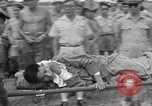 Image of injured soldiers Hanoi French Indochina, 1947, second 11 stock footage video 65675067149