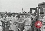 Image of injured soldiers Hanoi French Indochina, 1947, second 9 stock footage video 65675067150