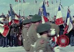 Image of 30th anniversary D-Day Normandy France, 1974, second 1 stock footage video 65675067153
