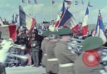 Image of 30th anniversary D-Day Normandy France, 1974, second 3 stock footage video 65675067153