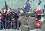 Image of 30th anniversary D-Day Normandy France, 1974, second 4 stock footage video 65675067153