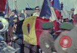 Image of 30th anniversary D-Day Normandy France, 1974, second 6 stock footage video 65675067153