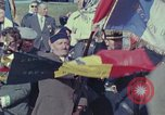 Image of 30th anniversary D-Day Normandy France, 1974, second 8 stock footage video 65675067153