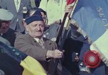 Image of 30th anniversary D-Day Normandy France, 1974, second 9 stock footage video 65675067153