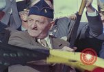 Image of 30th anniversary D-Day Normandy France, 1974, second 11 stock footage video 65675067153