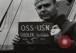 Image of naval activity English Channel, 1944, second 9 stock footage video 65675067157